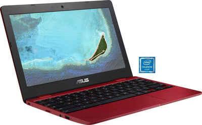 Asus C223NA-GJ0077 (Chromebook) Notebook (29,46 cm/11,6 Zoll, Intel Celeron, HD Graphics 500)