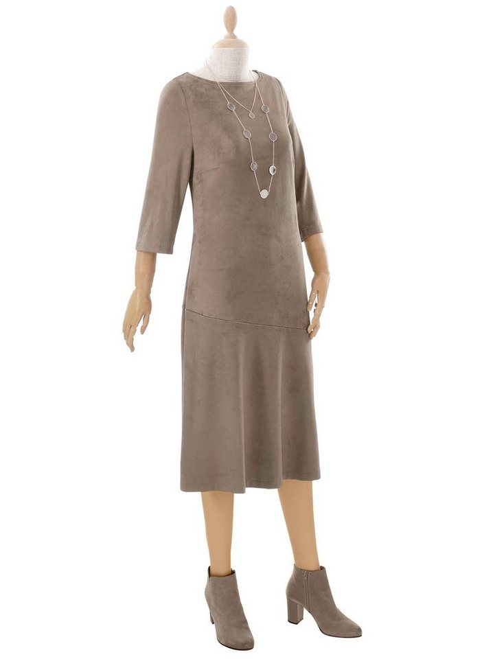 inspirationen -  Lederkleid »Kleid«