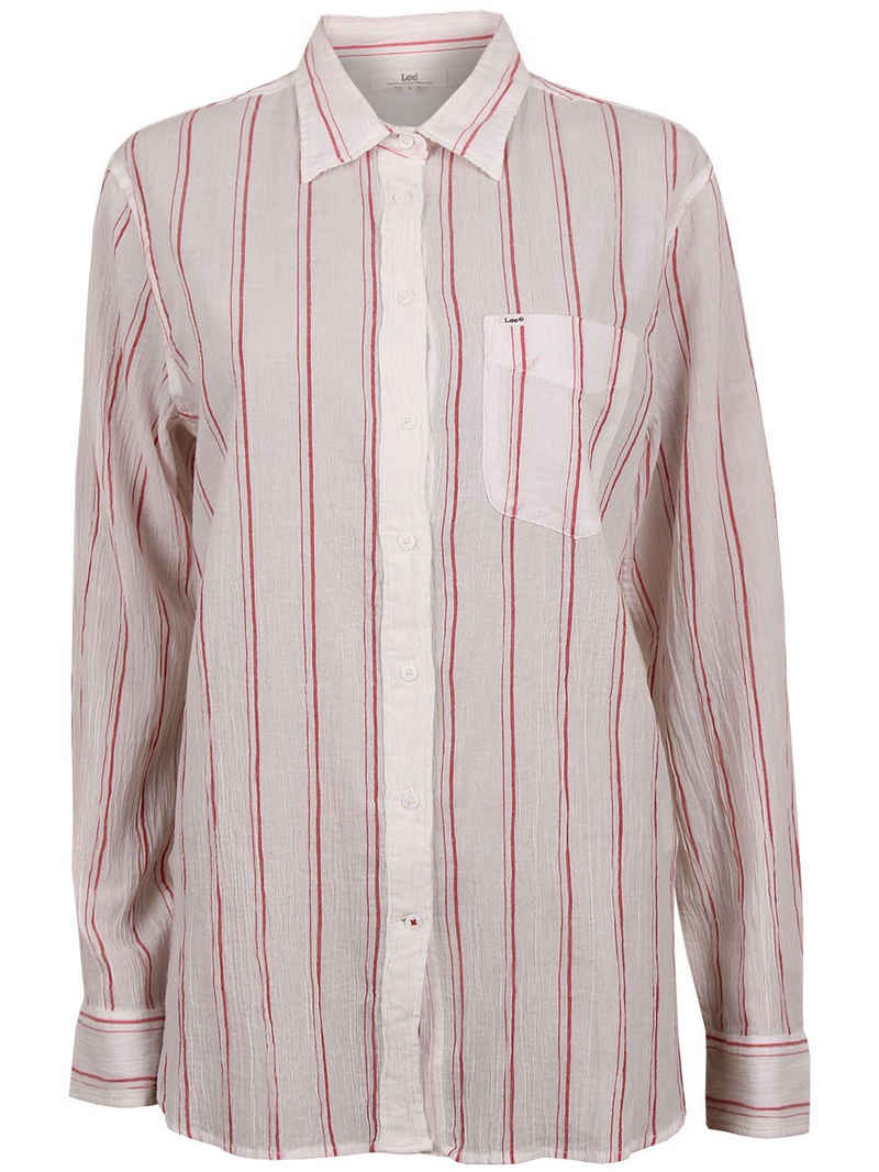 Lee® Blusenshirt »90s Shirt« (1-tlg) aus 100% Baumwolle