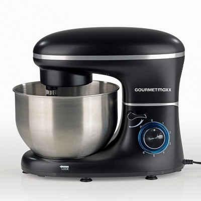 GOURMETmaxx Küchenmaschine, 6 Geschwindigkeitsstufen