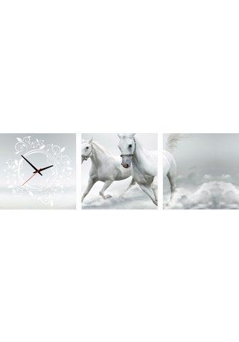 Conni Oberkircher´s Conni Oberkircher´s paveikslas »Horses...
