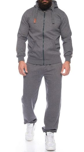 Finchman Jogginganzug »Finchman Finchsuit 1 Herren Jogging Anzug Trainingsanzug Sportanzug Baumwolle«