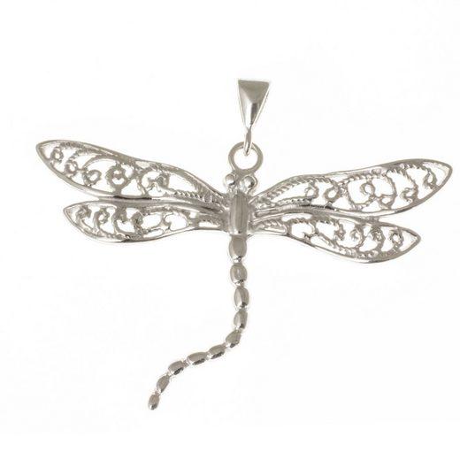 Bella Carina Kettenanhänger »Jugendstil Libelle«