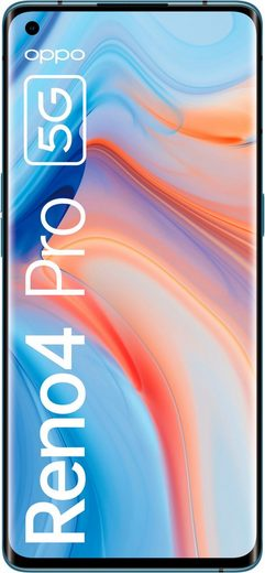 Oppo Reno4 Pro 5G Smartphone (16,51 cm/6,5 Zoll, 256 GB Speicherplatz, 48 MP Kamera)