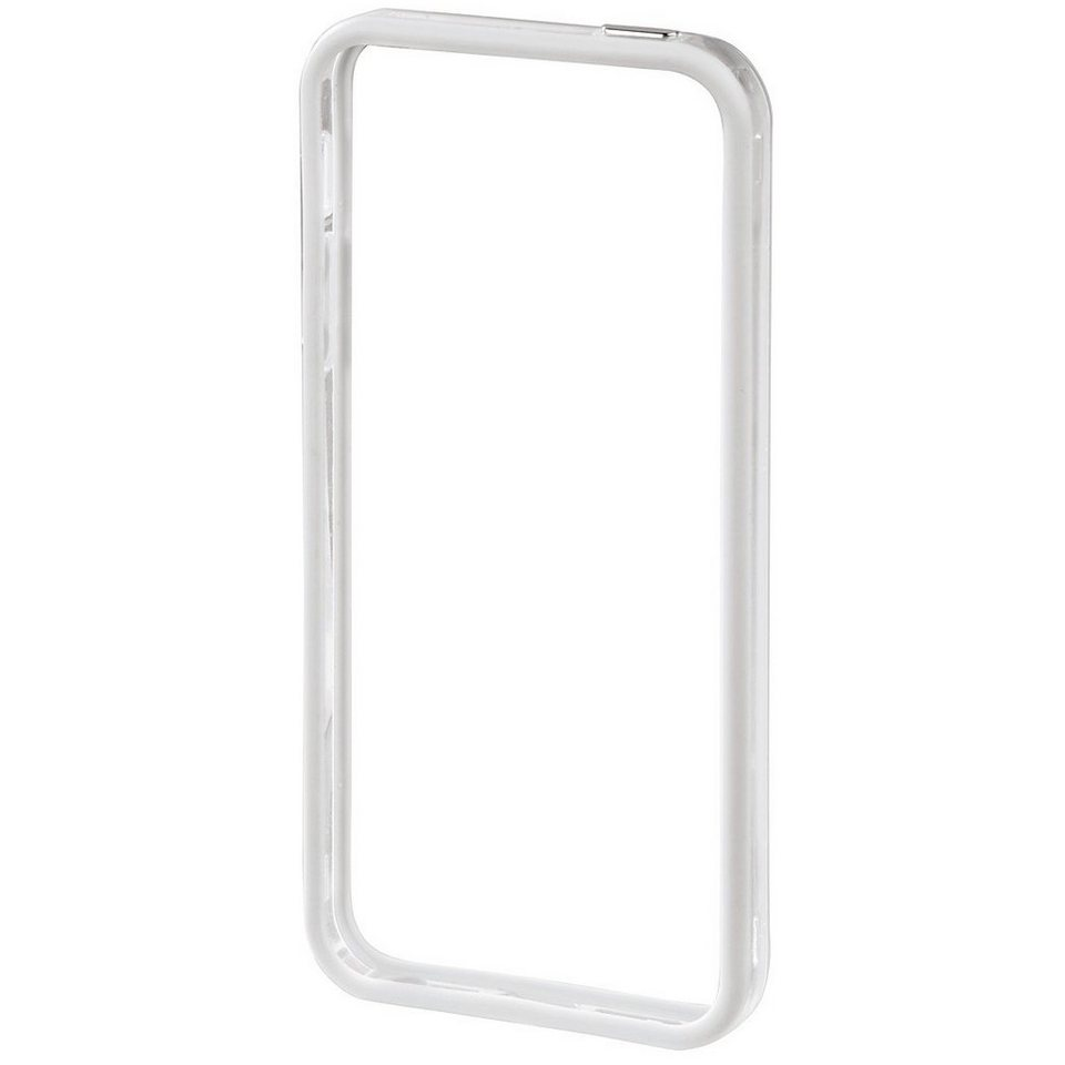 Hama Handy-Cover Edge Protector für Apple iPhone 5/5s/SE in Weiss