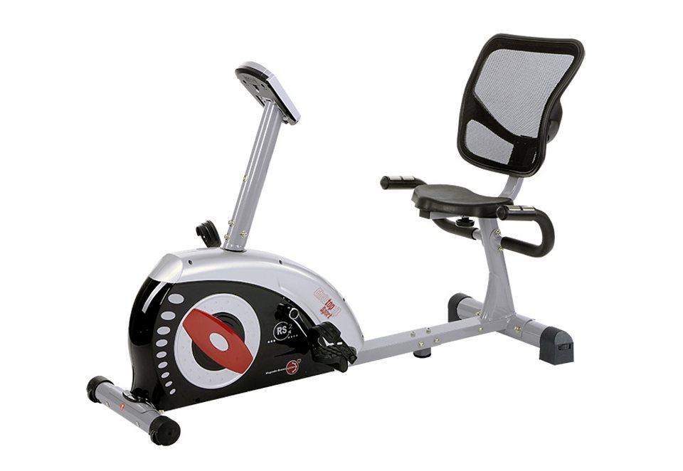Sitz- Ergometer, Christopeit Sport®, »RS 2« in silber