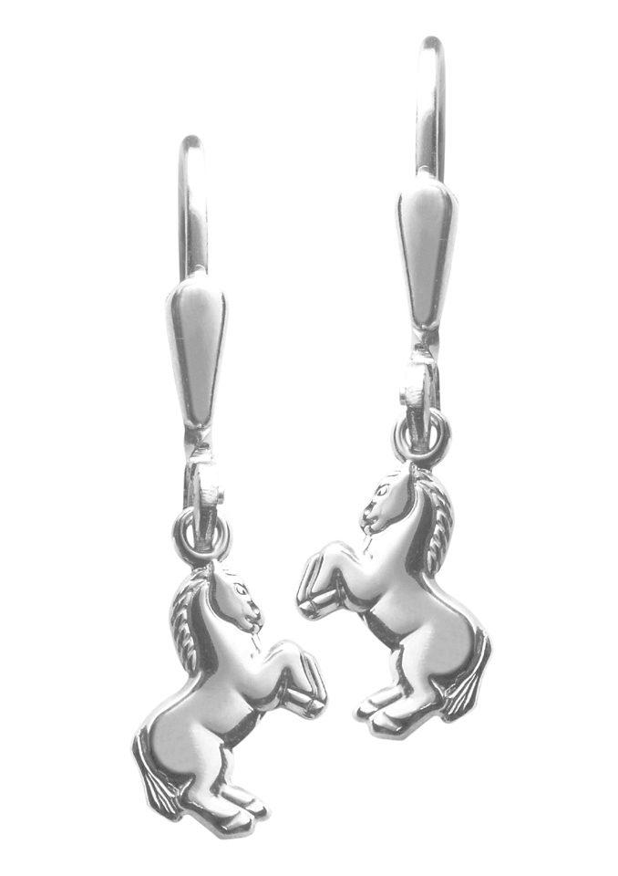 firetti Ohrschmuck: Paar Ohrhänger »Pferd«