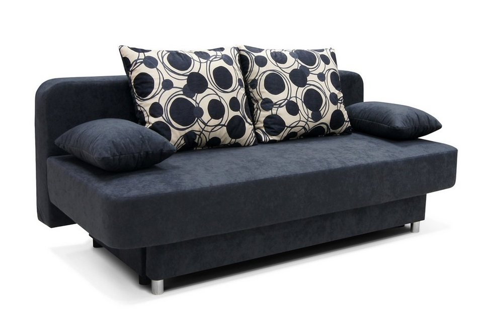 Collection ab schlafsofa wahlweise mit federkern otto for Schlafsofa primabelle
