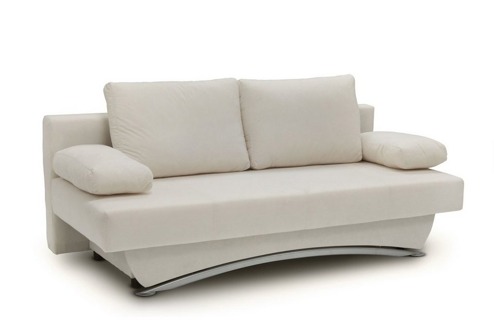 Collection AB Schlafsofa in beige