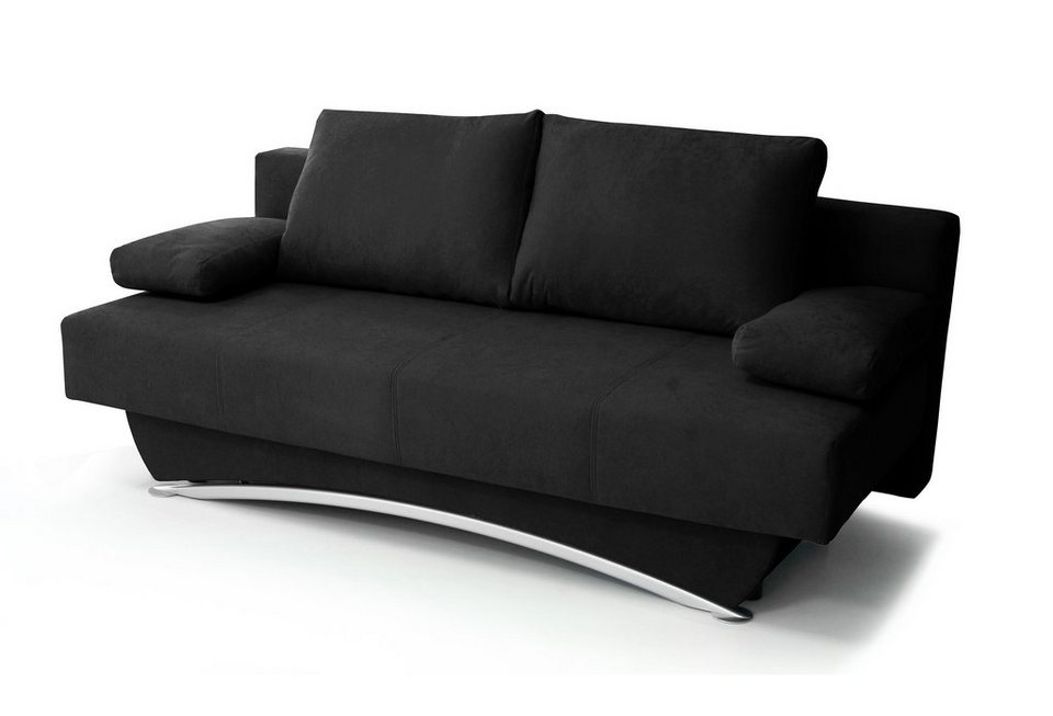 collection ab schlafsofa inklusive ger umigen bettkasten. Black Bedroom Furniture Sets. Home Design Ideas