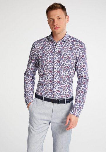 Schlussverkauf Eterna Langarm Hemd »SUPER-SLIM«