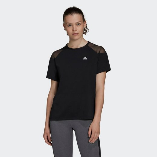 adidas Performance T-Shirt »Unleash Confidence Tee«