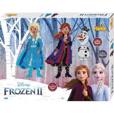 Hama Perlen Bügelperlen »HAMA 7921 Geschenkset Frozen 2, 4.000 midi-Perlen«