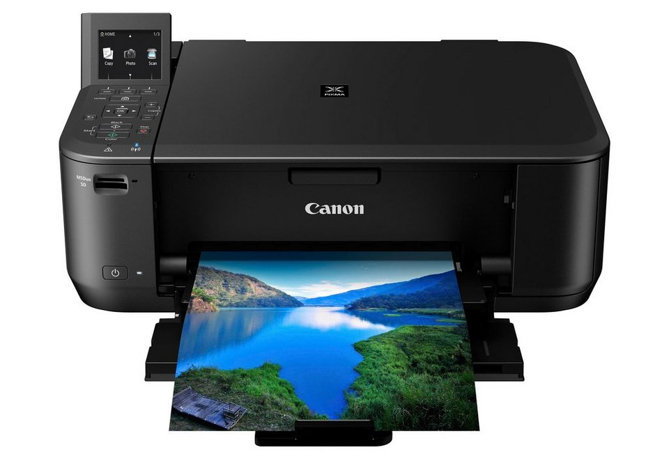 Canon PIXMA MG4250 Multifunktionsdrucker in schwarz