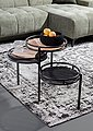 Gutmann Factory Beistelltisch »Firestone«, mit drei Tischplatten, Bild 4