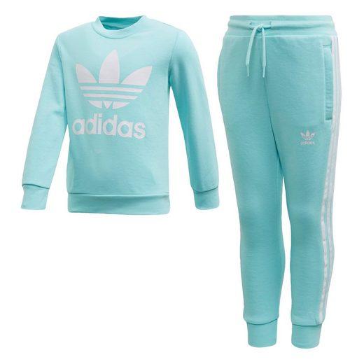adidas Originals Trainingsanzug »Crew Sweatshirt-Set«