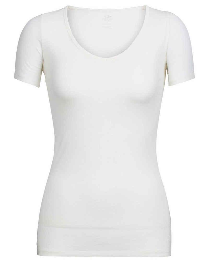 Icebreaker Funktionsunterhemd »Damen Funktionsshirt SIREN SS SWEETHEART Kurzarm«