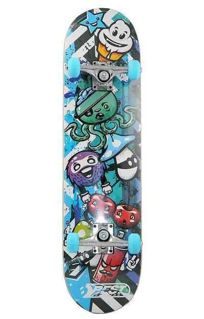 Best Sporting Skateboard »Ocotopus - Kinder Skateboard«