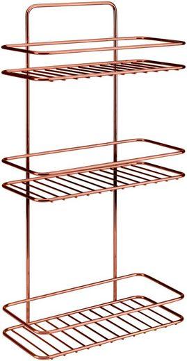Metaltex Duschablage »Reflex«, 3-Etagen, 26 x 13 x 53 cm