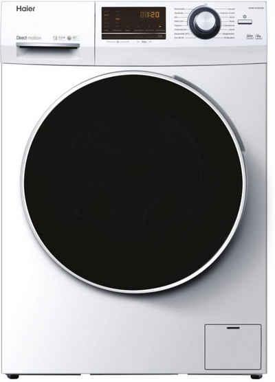Haier Waschmaschine HW80-B16636N, 8 kg, 1400 U/min