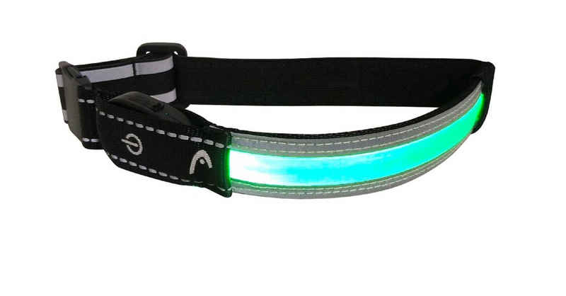 Head Fahrradreflektor »HEAD LED Safety Band Aufladbar HSL-60«
