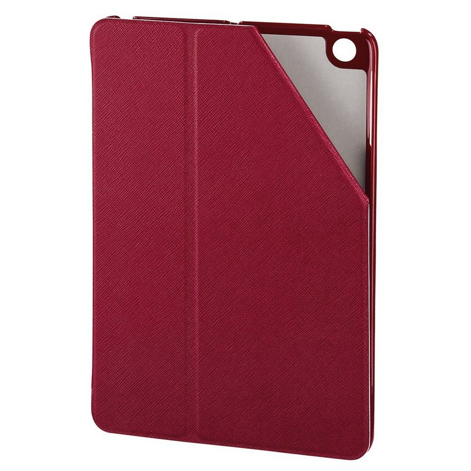 Hama Portfolio 2in1 für Apple iPad mini 1 – 3, Rot in Rot
