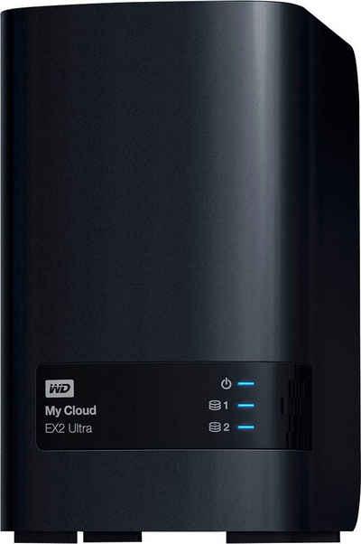 WD My Cloud EX2 Ultra NAS-Server (Expert Series)