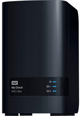 WD My Cloud EX2 Ultra NAS-Server (Expert ...