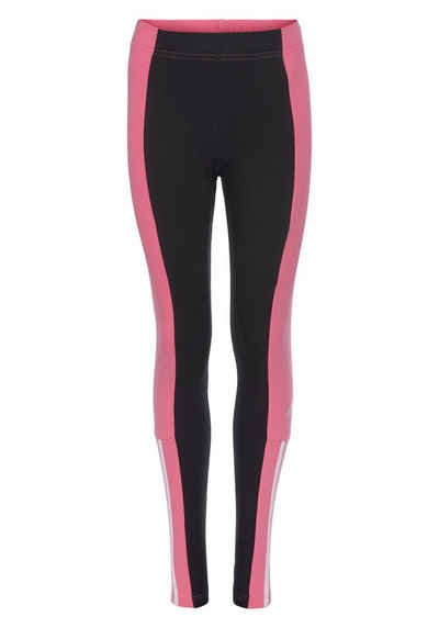adidas Performance Trainingstights »COLORBLOCK ESSENTIALS JUNIOR FITTED WOMENS«