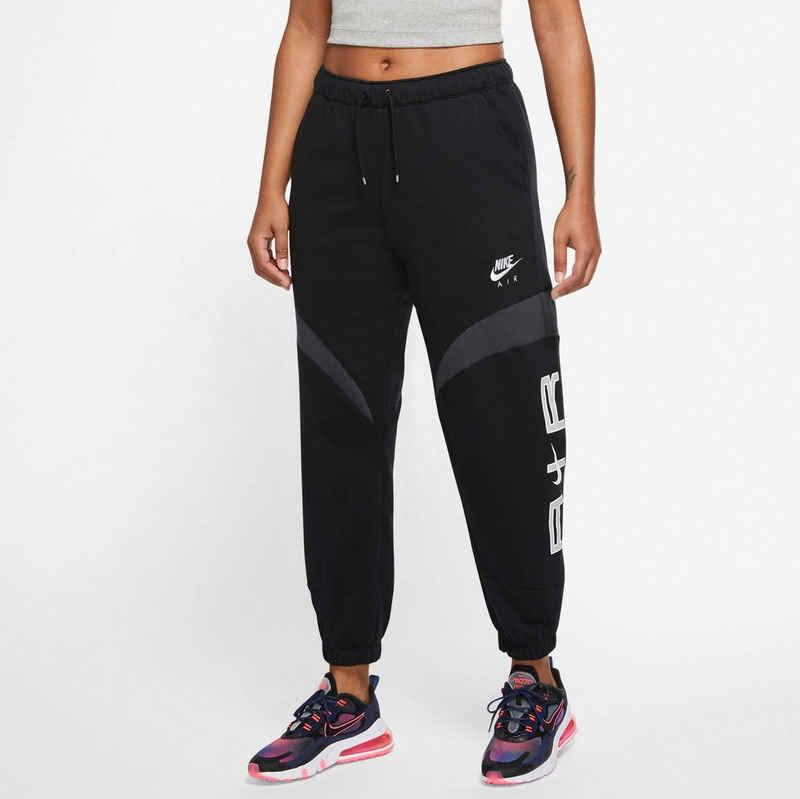 Nike Sportswear Jogginghose »W NSW AIR FLEECE MR JOGGER PLUS SIZE«