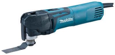 Makita Elektro-Multifunktionswerkzeug »TM3010CX4J«, 230 V, 320 W, 320 W