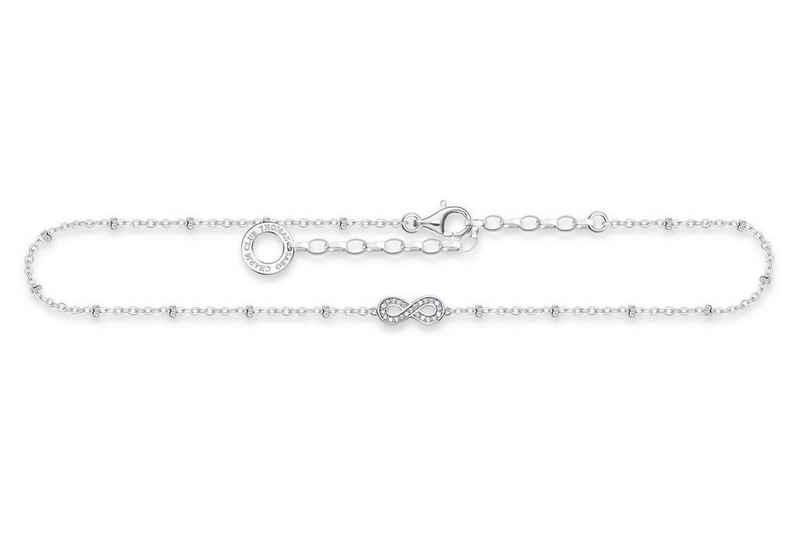 THOMAS SABO Fußkette »Silber Unendlichkeit«