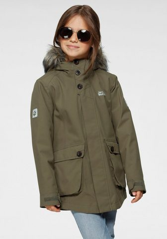 Jack Wolfskin 3-in-1-Funktionsparka »ELK ISLAND«