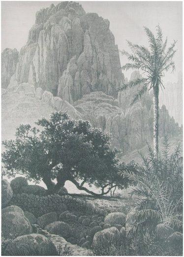 Leinwand »Landschaft«, 50x70cm