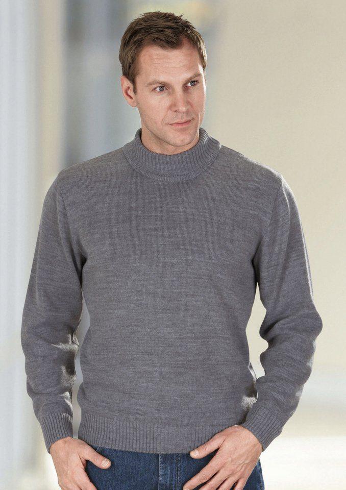 Mit Stehkragen Kaufen Basics Pullover Classic zpGLMUSVq