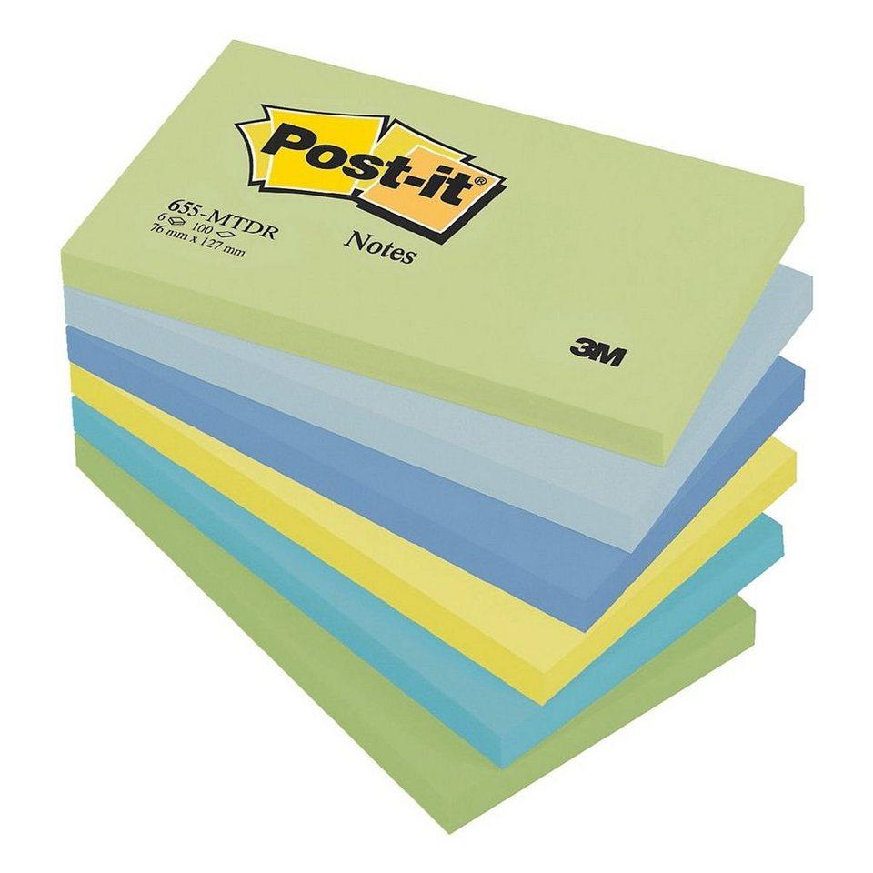 POSTITNOTES 6er-Pack Haftnotizblöcke »Dreamy 655«