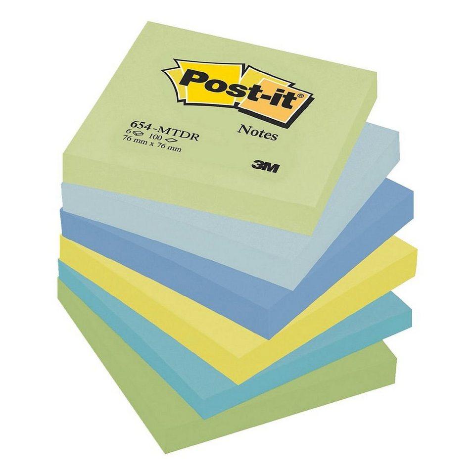 POSTITNOTES 6er-Pack Haftnotizblöcke »Dreamy 654«