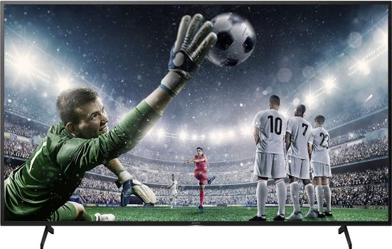 Sony KD-75XH8096 LED-Fernseher (189 cm/75 Zoll, 4K Ultra HD, Android TV, Smart-TV)