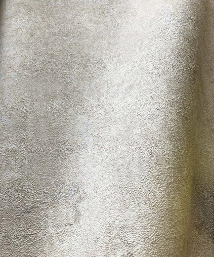 Newroom Vliestapete, Tapete, Creme, Beton, Beige Tapete Wohnzimmer Flur Wallpaper Vlies