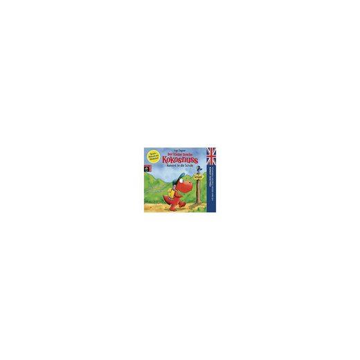 cbj + cbt Verlag Der kleine Drache Kokosnuss kommt in die Schule, 1 Audio-CD