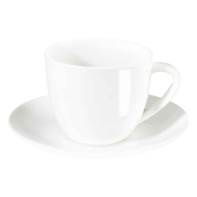 ASA SELECTION Cappuccinotasse »à table«, New Bone China