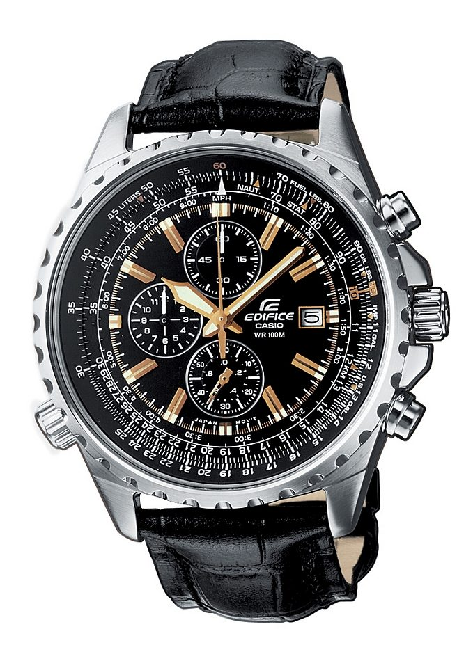 Casio Edifice Chronograph »EF-527L-1AVEF«