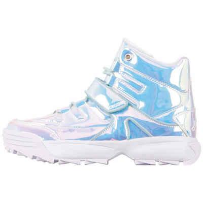 Kappa »TEGNO HI GC« Sneaker in aktuellem 90er Jahre Design