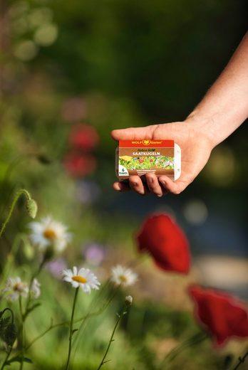 WOLF-Garten Blumensamen »N-KSO 6«, 6 Saatkugeln in Bioqualität