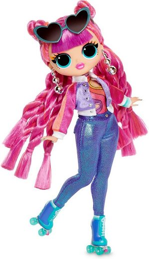 MGA Sammelfigur »L.O.L. Surprise OMG Doll Series 3 - Disco Sk8er«