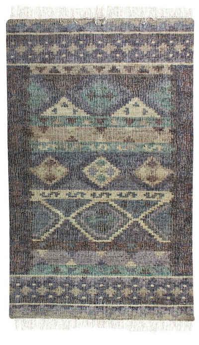 Teppich »Weisheiten«, KUNSTLOFT, rechteckig, Höhe 10 mm, handgefertigter Läufer aus robusten Material