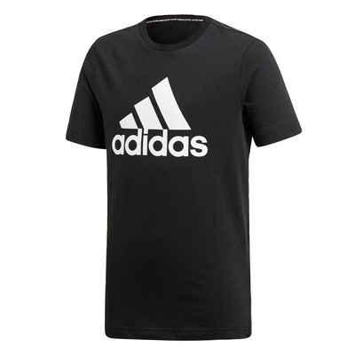 adidas Jungen Alphaskin Sport Kurzarm T-Shirt