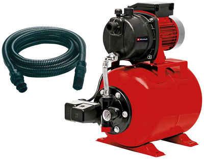 Einhell Hauswasserwerk »GC-WW 6538 Set«, 3.800 l/h max. Fördermenge