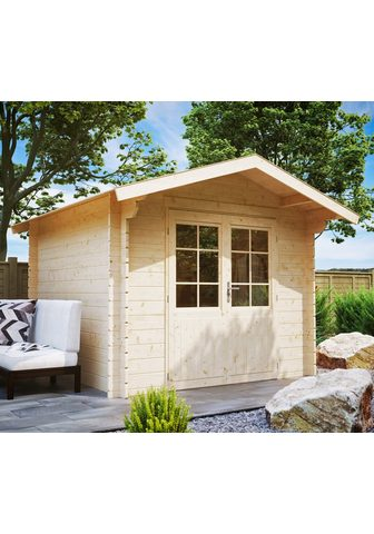 Kiehn-Holz Sodo namelis »Gallberg« BxT: 280x299 c...