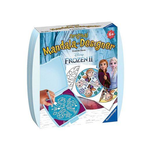 Ravensburger Malvorlage »Mandala Designer Mini, Frozen«